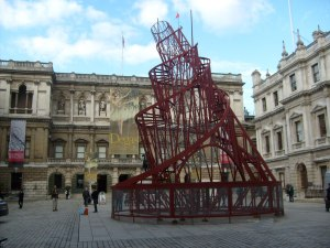 Vladimir Tatlin's, Monument to theThird International © London Art Reviews.com