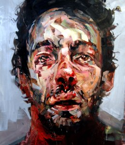 Andrew Salgado, If One Man's Joy is Another Man's Sadness, 2012 © Beers Lambert Contemporary, co. London Art Fair