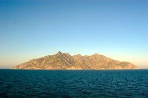 Island of Montecristo, courtesy Wikipedia