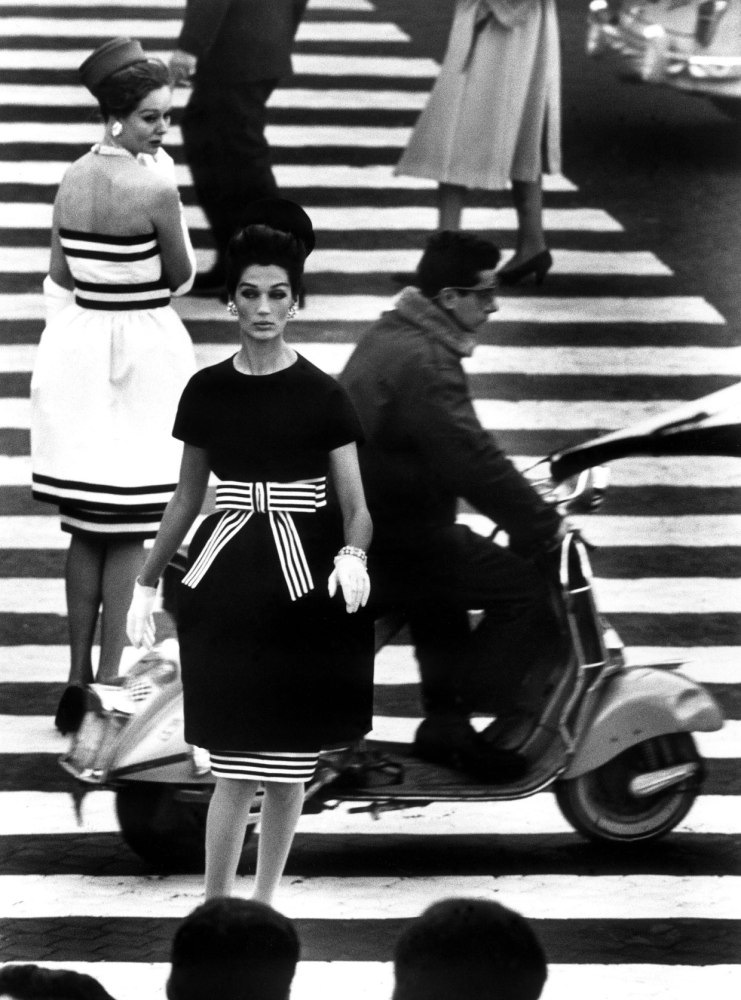Exhibition of photographers William Klein and Daido Moryiama at Tate Modern, London. (3/4)