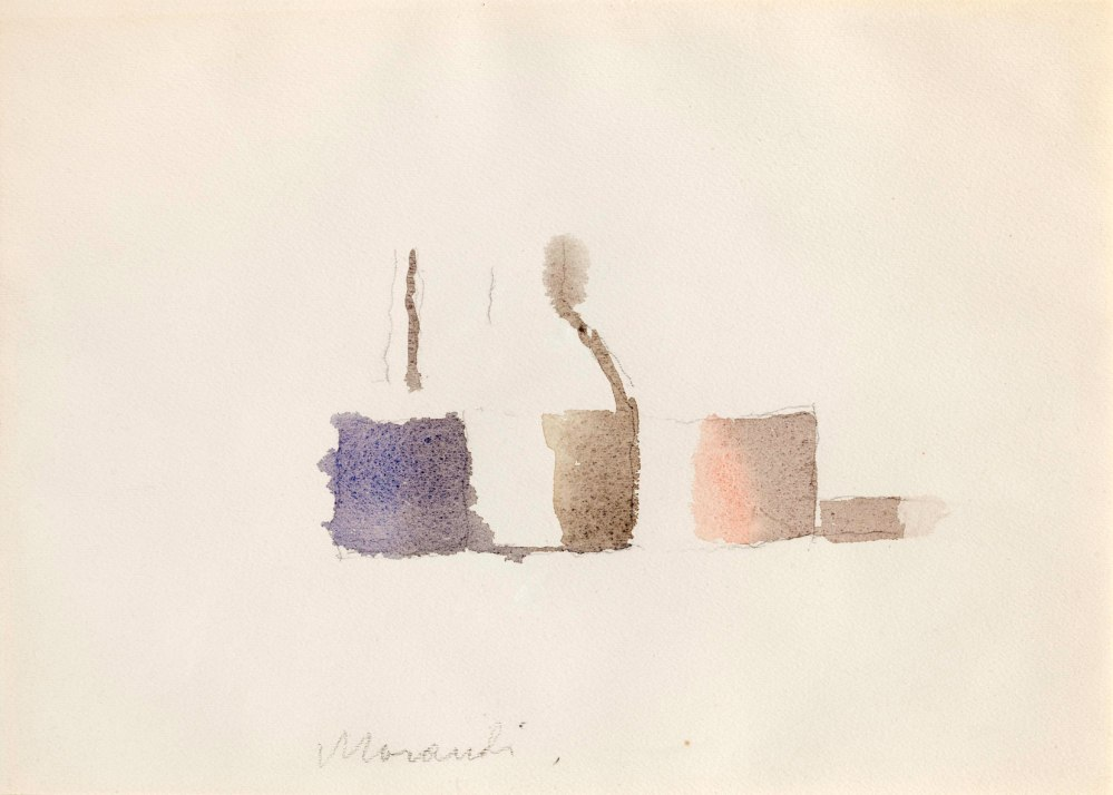 The Estorick Collection of London shed different light on Giorgio Morandi. (1/3)