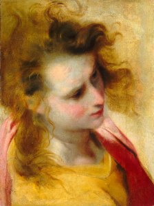 Study for Saint John the Evangelist © National Gallery of Art Washington, Ailsa Mellon Bruce Fund