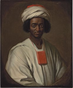 Ayuba Suleiman Diallo (Job ben Solomon) by William Hoare © property of the Qatar Museums Authority/ Orientalist Museum, Doha