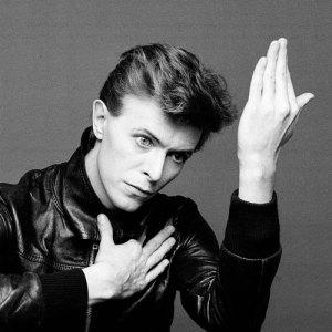 """Heroes Album Cover Shoot"" (1977) Photograph Masayoshi Sukita © Sukita, Courtesy the David Bowie Archive"