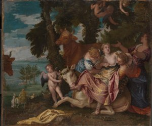 The Rape of Europa, 1575 © The National Gallery, London
