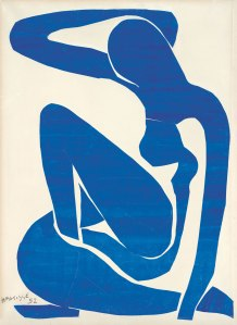 Blue Nude (I) 1952,  Ph. Robert Bayer, Basel © Succession Henri Matisse/DACS 2013