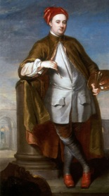 William Kent by William Aikman, about 1723–25, © National Portrait Gallery, London