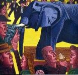 Last Elephant by John Gledhill © John Gledhill