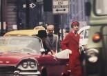 Anne St Marie + cruiser, New York 1962 (Vogue) © William Klein, co. Micheal Hoppen Gallery