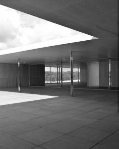 Mies Model Study, BW V, 2013/2014 © Joachim Brohm, co. Grimaldi Gavin, London