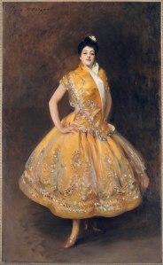 La Carmencita by John Singer Sargent, 1890 © Musée d'Orsay, Paris (R.F. 746)