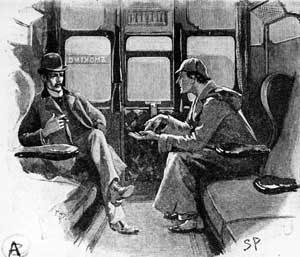 Detective Sherlock Holmes Watson Strand Museum of London