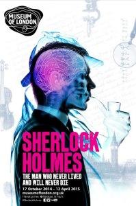 sherlock holmes exhibition Museum of London
