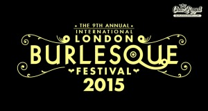 London Burlesque Festival 2015 exhibition