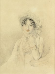 Catherine ('Kitty') Pakenham, Duchess of Wellington by Sir Thomas Lawrence, 1814 © Stratfield Saye Preservation Trust