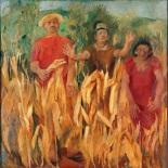 Fausto Pirandello at the Estorick Collection, London.