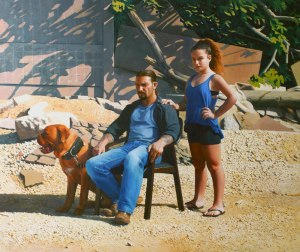 Annabelle and Guy by Matan Ben-Cnaan ® Matan Ben-Cnaan