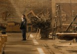 Ai Weiwei in his studio in Beijing, 2015 © Harry Pearce/ Pentagram, courtesy Royal Academy of Arts, London