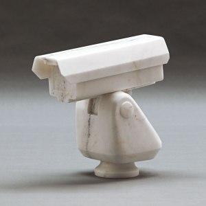 Surveillance Camera, 2010, courtesy Ai Weiwei © Ai Weiwei, at Royal Academy of Arts London.