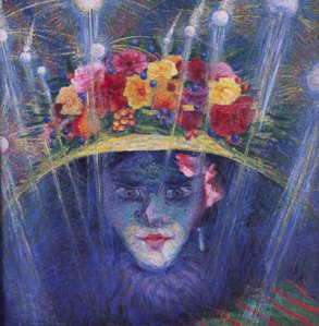 Umberto Boccioni, Modern Idol, 1911 © Estorick Collection, London.