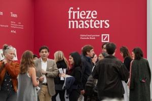 Frieze Masters London 2017.