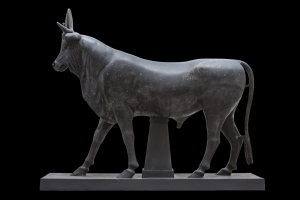 Apis Bull, Greco-Roman Museum, Alexandria, Egypt ©Franck Goddio / Hilti Foundation – Ph. Christoph Gerigk, co. TheBritish Museum