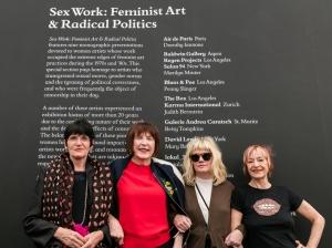 Sex Work Frieze London 2017 © Ph. Mark Blower, co. Mark Blower/Frieze.