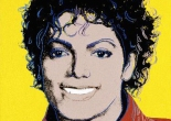Michael Jackson, 1984 by Andy Warhol, National Portrait Gallery, Smithsonian Institution, Washington D. C.