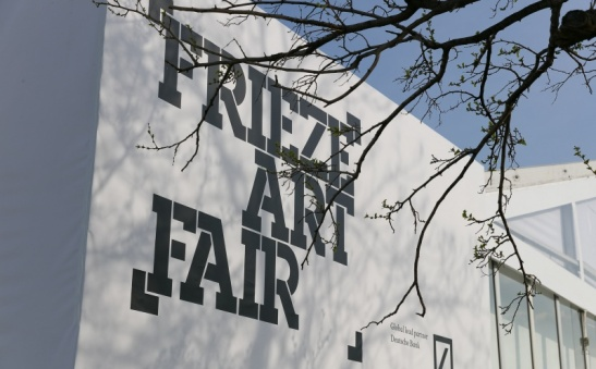 Frieze Art Fair London 2018 © Frieze